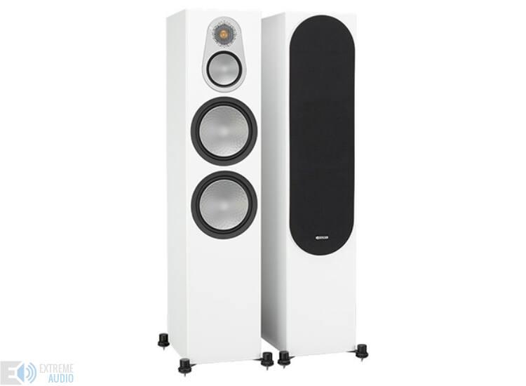Monitor Audio Silver 500 frontsugárzó, fehér (csomagolás sérült)