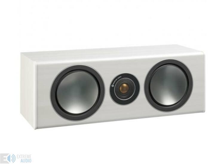 Monitor Audio Bronze Center hangfal fehér