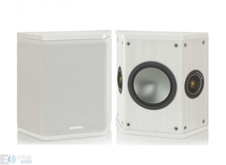 Monitor Audio Bronze-FX hangfal pár fehér