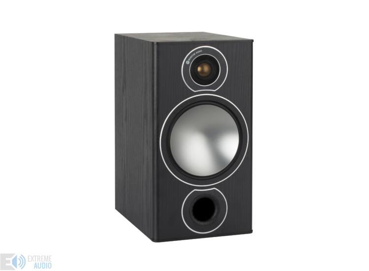 Monitor Audio Bronze 2 polcsugárzó pár, fekete