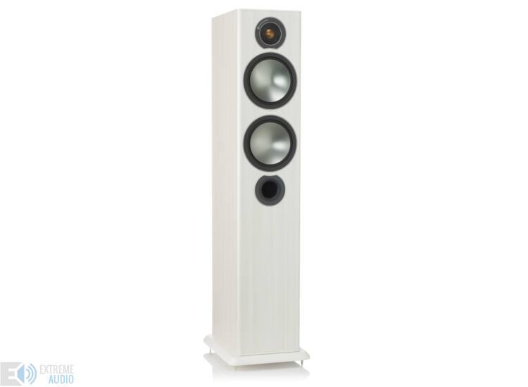 Monitor Audio Bronze 5 frontsugárzó pár, fehér