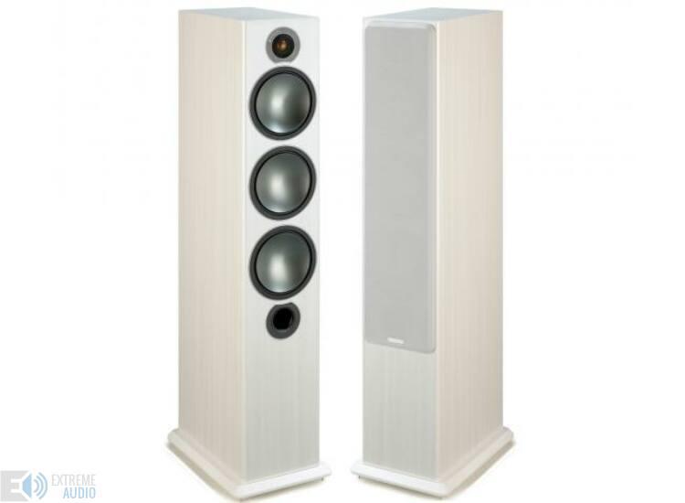 Monitor Audio Bronze 6 frontsugárzó pár, fehér