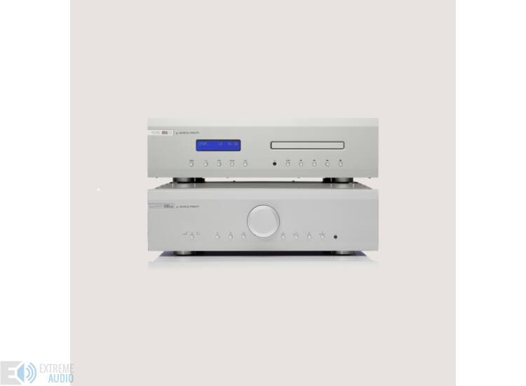 Musical Fidelity M6si + M6scd elektronika szett, ezüst