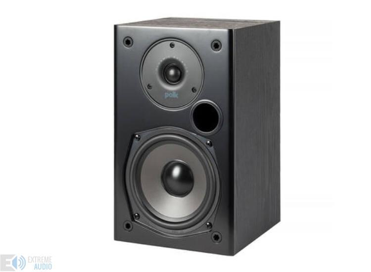 Polk Audio T15 polcsugárzó, fekete