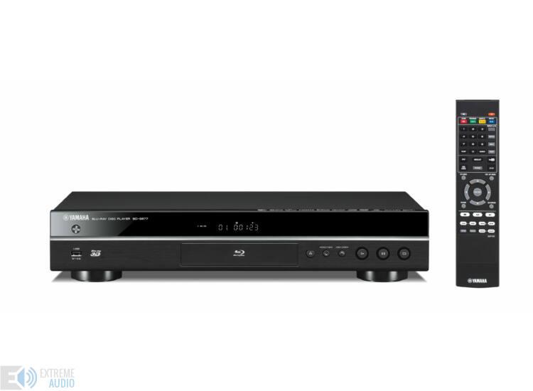 Yamaha BD-S677 Blu-ray lejátszó