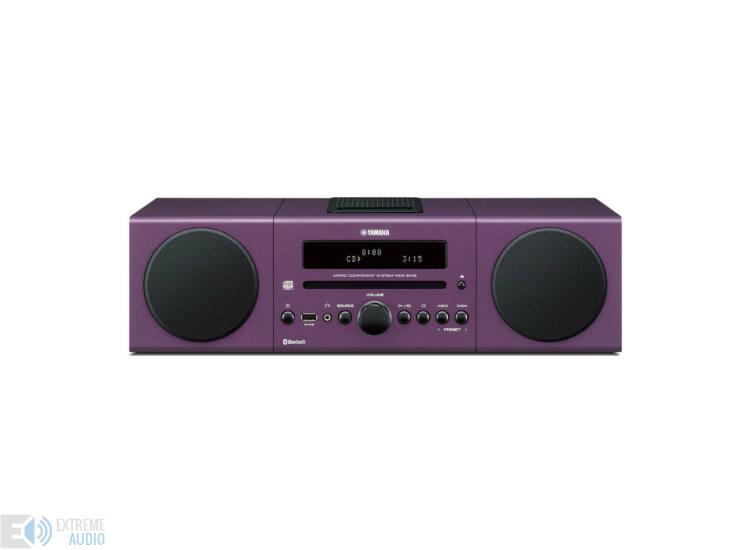 Yamaha MCR-042 Mikro Hi-Fi lila