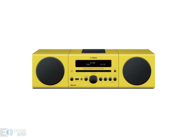 Yamaha MCR-B142 Mikro Hi-Fi sárga