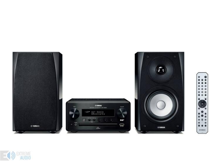 Yamaha MCR-N560 Hálózatos Mikro Hi-Fi