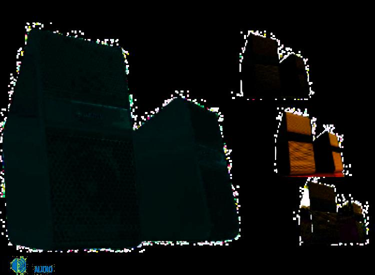 Yamaha NX50 TV hangszóró