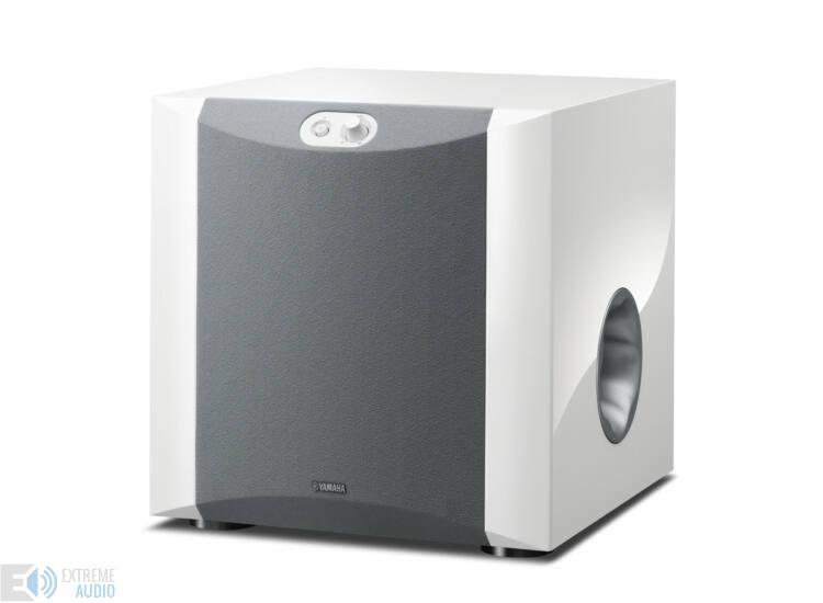 Yamaha NS-SW300 mélysugárzó, zongoralakk fehér