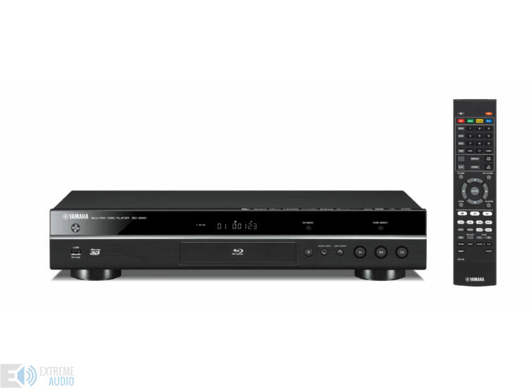 Yamaha BD-S681 Blu-ray lejátszó
