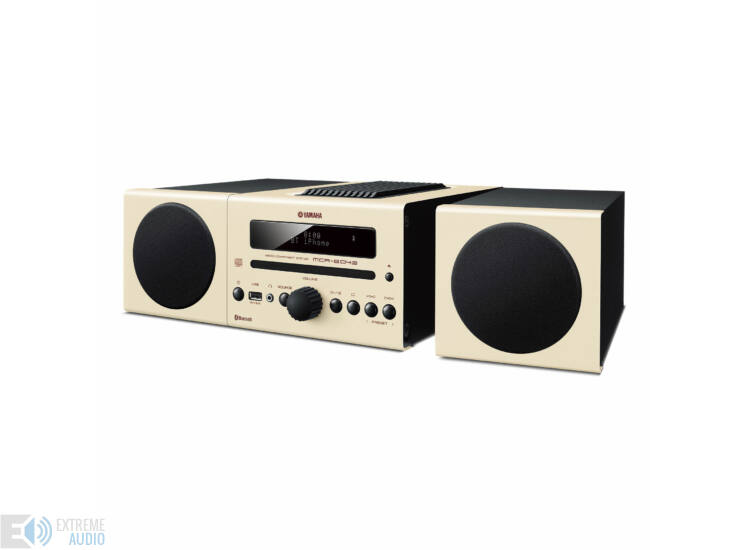 Yamaha MCR-B043 mikro hi-fi krém