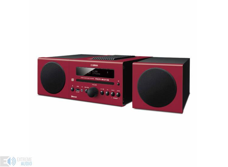 Yamaha MCR-B043 mikro hi-fi bordó