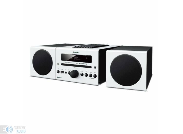 Yamaha MCR-B043 mikro hi-fi fehér