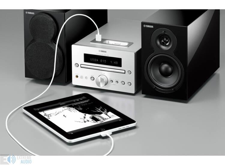 Yamaha MCR-332 Mikro Hi-Fi Bolti bemutató darab