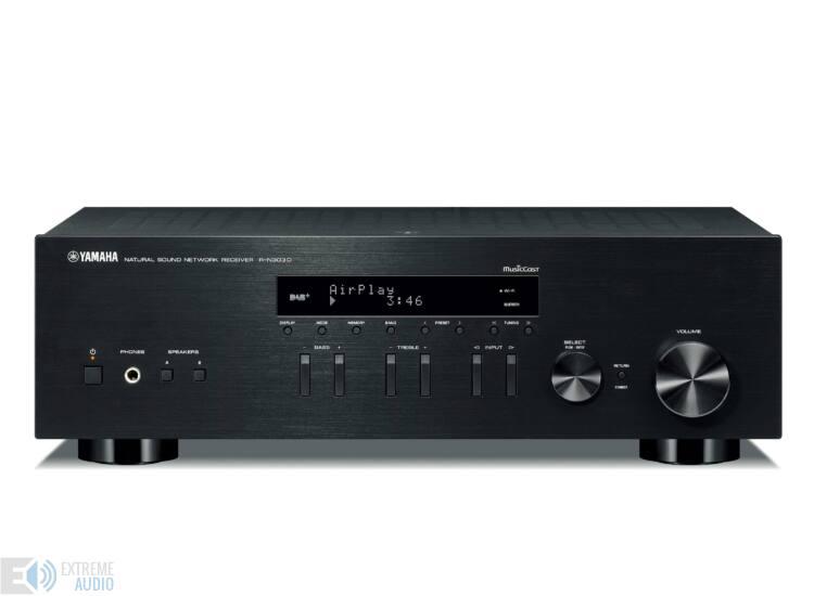 Yamaha R-N303D sztereó hálózati rádióerősítő MusicCast