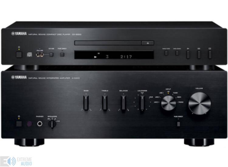 Yamaha A-S501 + CD-S300 Sztereó szett