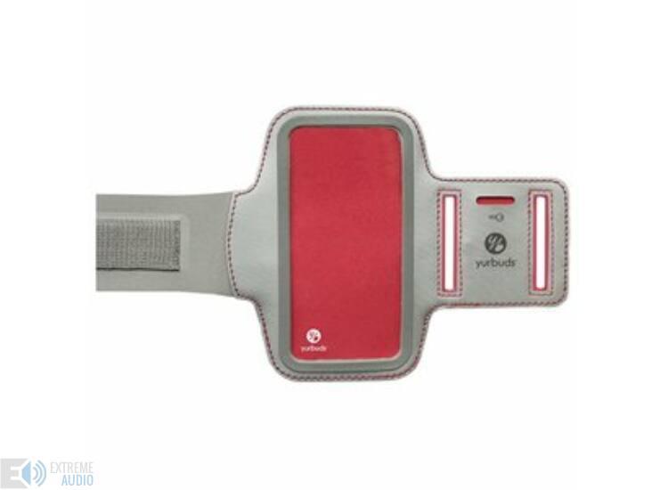 Yurbuds Armband iPhone 5 Pink, telefon tok sportoláshoz