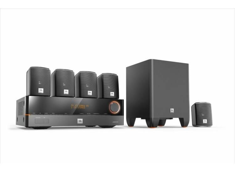 07b9ea1ffa JBL CINEMA 1510EP 5.1 házimozi rendszer | ExtremeAudio prémium HiFi ...