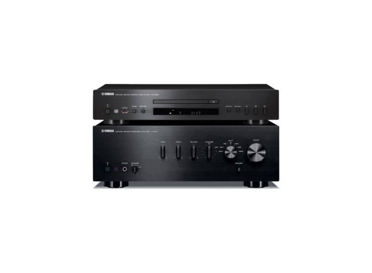 Yamaha A-S301+CD-S300 Sztereó szett