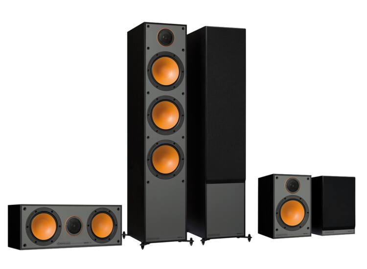 Monitor Audio Monitor 300 5.0 hangfalszett, fekete