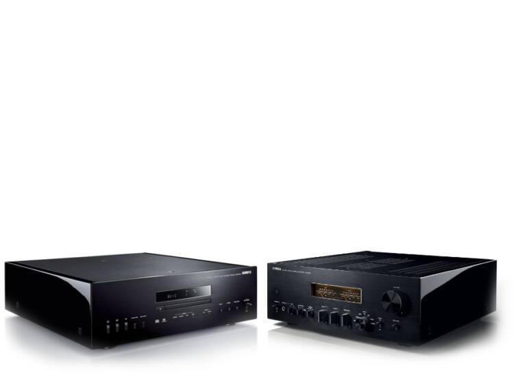 Yamaha A-S2100 Sztereó erősítő + Yamaha CD-S2100