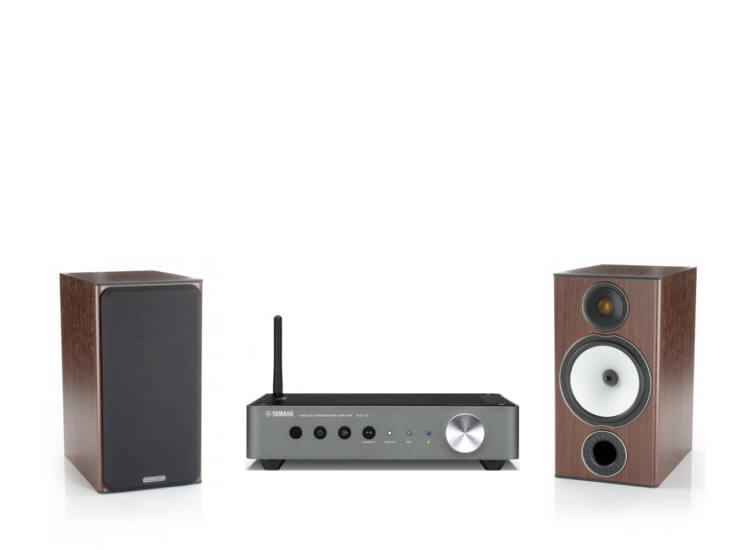 Yamaha WXA-50 + Monitor Audio Bronze 2 dió
